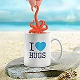 Fred & Friends OCTEAPUS Octopus Tea Infuser