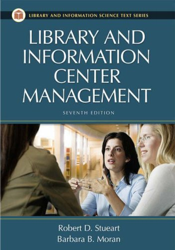 Library and Information Center Management (Library and...