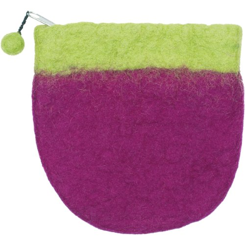 Dimensions Needlecrafts Feltworks, Two-Tone Mini Purse