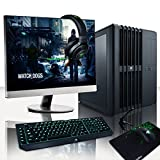 Vibox Legend Package 24 - 4.4GHz Intel i7, Extreme, Water Cooled, Desktop Gaming PC Computer with 27