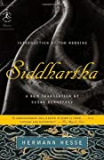 Siddhartha by Hermann Hesse cover image