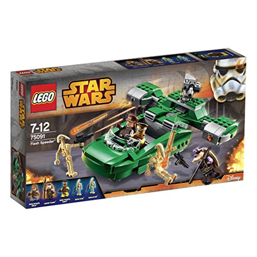 Lego 75091 – Star Wars Flash Speeder