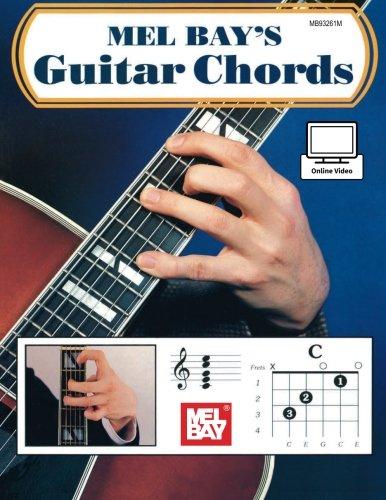 Guitar Chords [Bay, Mel] (Tapa Blanda)