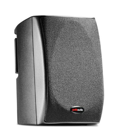 Polk Audio RM6751 Satellite Speaker (Single, Black)
