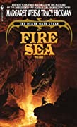 Fire Sea: The Death Gate Cycle, Volume 3 (A Death Gate Novel) by Margaret Weis, Tracy Hickman cover image