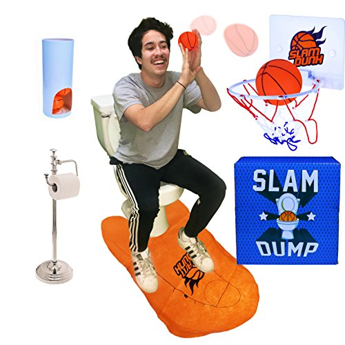 Dad Gifts Gag Gifts Presents SLAM DUMP Challenge - The Competitive Toilet Humor Game. Funny Christmas Gifts Perfect for Stocking Stuffers (Lottery Tickets Scratch Off Real compare prices)