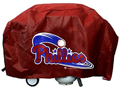 Rico Industries Philadelphia Phillies Grill Cover Deluxe