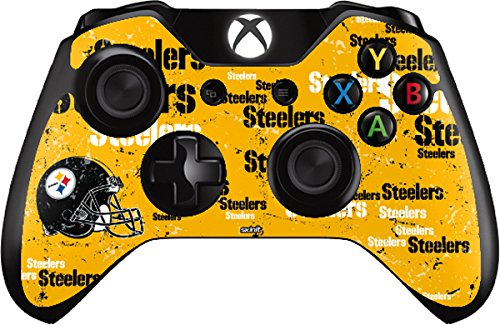Pittsburgh Steelers - Blast - Skin for Xbox One - Controller from Skinit