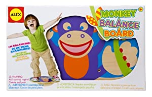 ALEX® Toys - Active Play Monkey Balance Board 778