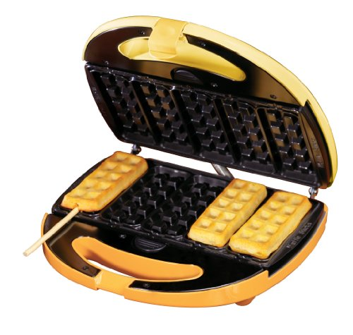 Nostalgia Electrics FTW200 2-in-1 Breakfast Treats Maker  , cheap waffle maker