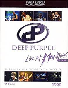 Deep Purple - They All Came Down to Montreux [HD DVD] [Import anglais]