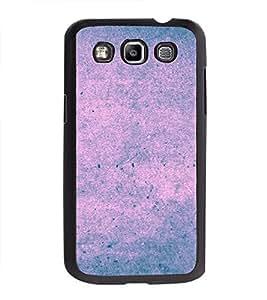 Printvisa Ultra Purple Texture 2D Hard Polycarbonate Designer Back Case Cover for Samsung Gal...