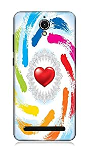 Asus ZenFone Go ZC500TG 3Dimensional High Quality Designer Back Cover by 7C
