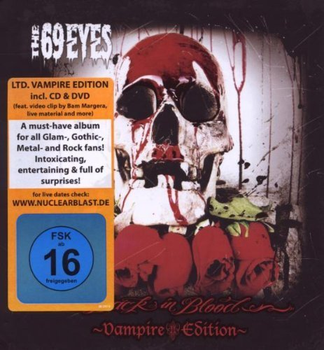 Back In Blood (Cd+dvd) by 69 Eyes (2009) Audio CD