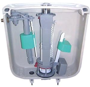 Plan mecanisme chasse d eau ideal standard