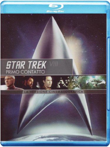 Star Trek VIII - Primo contatto [Blu-ray] [IT Import]