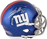 Landon Collins New York Giants Autographed Riddell Speed Mini Helmet - Fanatics Authentic Certified - Autographed NFL Mini Helmets