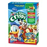 Disney Mickey 5-Pack Variety Fruit Crisps