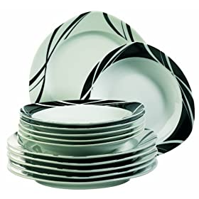 Domestic madonna 920667 servizio da tavola in porcellana for Piani e prezzi domestici