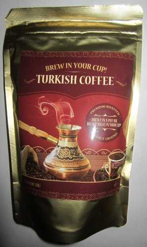 Brew In Your Cup Turkish Coffee