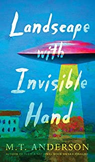 Book Cover: Landscape with Invisible Hand