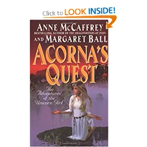 Acorna's Quest (Harper Prism SF) by Anne McCaffrey, Margaret Ball and John Ennis