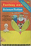 img - for The Magazine of Fantasy and Science Fiction January, 1975: Conclusion of *Venus on the Half Shell* book / textbook / text book
