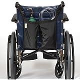 Oxygen Tank Holder for Wheelchairs For M6 Tanks - Model 563433