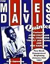 ポスター マイルス・デイヴィス マイルス デイビス クインテット - ブラックホーク サンフランシスコ、1957 -