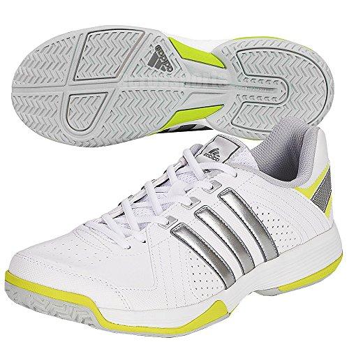 adidas, Scarpe da tennis uomo ftwwht/silvmt/sesoye 11