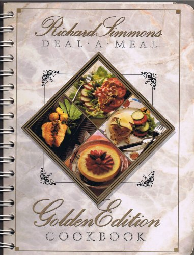 Image for Deal-A-Meal Golden Edition Cookbook