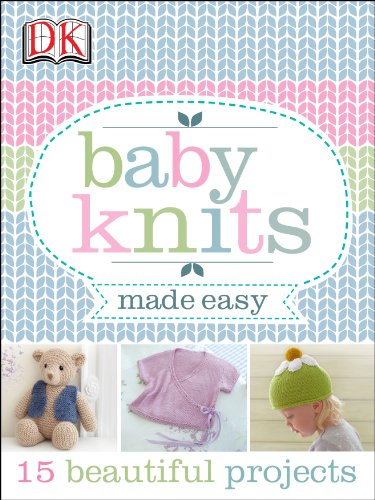 Baby Knits Made Easy front-596610