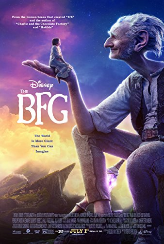 The BFG (BD + DVD + Digital HD) [Blu-ray]