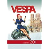 Vespa, l'Agenda Passion - 2011par Collectif