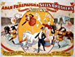 Circus Poster Leap Year Ladies & Clown Women Photograph - Beautiful 16x20-inch Photographic Print from the Library of Congress Collection