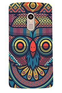 Latest Designer New  PREMIUM Latest Designer New BACK CASE COVER FOR LENOVO VIBE X3 By PLESPEY