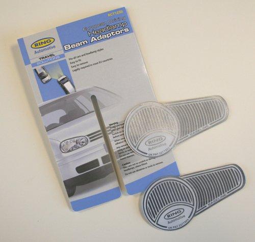 Ring Automotive RCT1250 Headlamp Adaptors