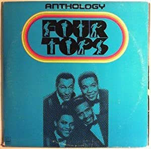 Amazon Com The Four Tops Anthology Best Of The Four