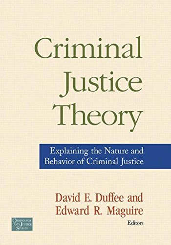 behavioral theory and criminal justice leadership