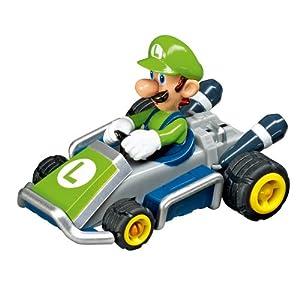Carrera Go Mario Kart 7 Luigi Slot Car