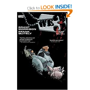 We3 Deluxe Edition Grant Morrison and Frank Quitely