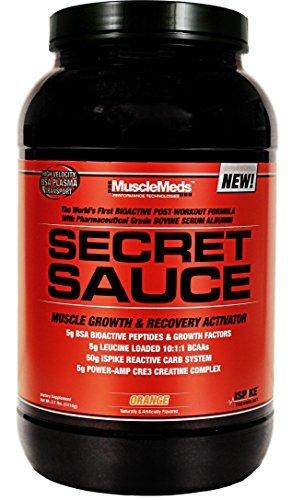 MuscleMeds 1.4Kg Orange Secret Sauce by MuscleMeds (Secret Sauce Orange compare prices)