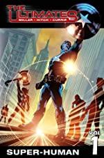 Ultimates Vol. 1: Super-Human (Ultimates (Marvel Paperback))