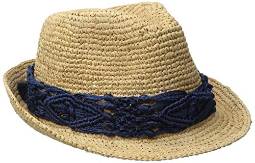 physician-endorsed-womens-malia-crochet-raffia-hat-with-macrame-trim-navy-one-size