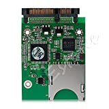 Onpiece SD SDHC MMC RAID to SATA Adapter Converter Supports 32G Capacity SD card Hot