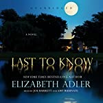Last to Know | Elizabeth Adler