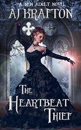 The Heartbeat Thief by AJ Krafton ebook deal
