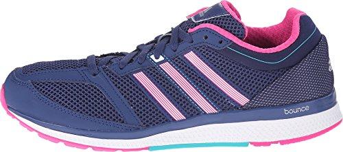 Adidas Performance Women's Mana RC Bounce Running Shoe,Raw Purple/Shock Pink/Shock Green,9 M US