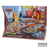 Disney Pixar Cars 2 Geotrax Escape From Big Bentley RC Set