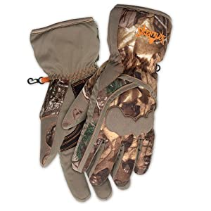 Scent-Lok Men's Northwinds Insulated Gloves, Realtree Xtra, Medium